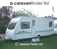 Lunar Quasar EB 2005 caravan