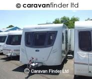 Lunar Clubman 475 CK 2006 caravan