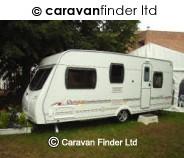 Lunar Quasar 525 2006 caravan