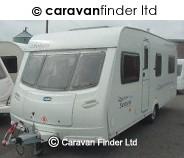 Lunar Solaris 1 2006 caravan