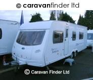 Lunar Solaris 2 2006 caravan