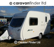 Lunar Arriva 2007 caravan