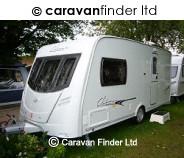 Lunar Clubman 475 CK 2007 caravan