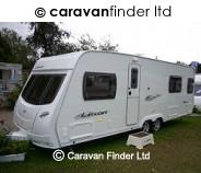 Lunar Lexon SB 2007 caravan