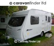 Lunar Stellar 2007 caravan