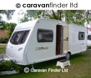 Lunar Zenith EB 2007 caravan
