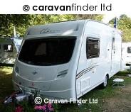 Lunar Clubman 475 CK 2008 caravan