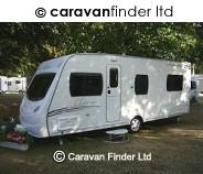 Lunar Clubman EB 2008 caravan