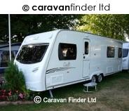 Lunar Delta SB 2008 caravan