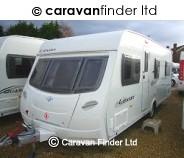 Lunar Lexon 575 EB 2008 caravan