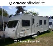 Lunar Lexon 585 SI 2008 caravan