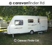 Lunar Quasar 524 2008 caravan