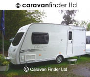 Lunar Clubman CK 2009 caravan