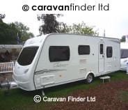 Lunar Clubman ES 2009 caravan