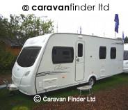 Lunar Clubman SI 2009 caravan