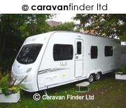 Lunar Delta RS 2009 caravan
