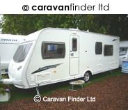 Lunar Lexon SB 2009 caravan