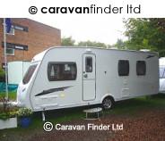 Lunar Lexon SI 2009 caravan