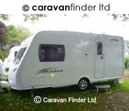Lunar Quasar 462 2009 caravan