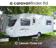 Lunar Quasar 534 2009 caravan