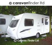 Lunar Stellar 2009 caravan