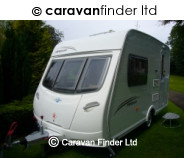 Lunar Ariva 2010 caravan