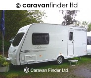 Lunar Clubman CK 2010 caravan