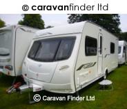 Lunar Clubman SE 2010 caravan