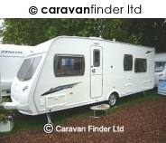 Lunar Lexon SB 2010 caravan
