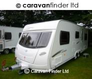Lunar Lexon TL 2010 caravan