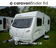 Lunar Quasar 534 2010 caravan