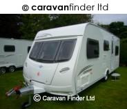 Lunar Ultima 546 2010 caravan