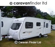 Lunar Clubman ES 2011 caravan
