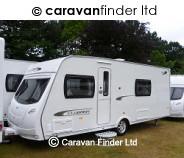 Lunar Clubman SB 2011 caravan