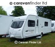 Lunar Clubman SE 2011 caravan