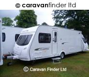 Lunar Clubman SI 2011 caravan