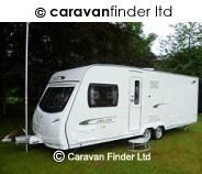 Lunar Delta TI 2011 caravan
