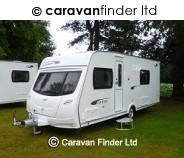 Lunar Lexon 540 2011 caravan