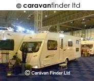 Lunar Lexon 550 2011 caravan