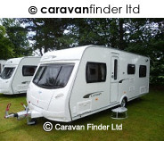 Lunar Lexon 570 2011 caravan