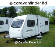 Lunar Quasar 534 2011 caravan
