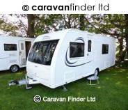 Lunar Quasar 544 2011 caravan