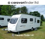 Lunar Quasar 546 2011 caravan