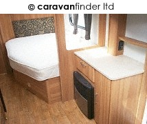 Used Lunar Ultima 540 2011 touring caravan Image