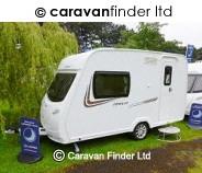 Lunar Ariva 2012 caravan
