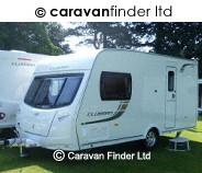 Lunar Clubman CK 2012 caravan