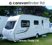 Lunar Clubman ES 2012 caravan