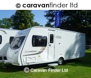 Lunar Clubman SI 2012 caravan