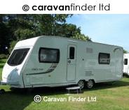 Lunar Delta RS 2012 caravan
