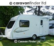 Lunar Lexon 420 2012 caravan